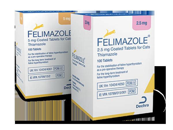 Dechra Veterinary Products NZ, Felimazole