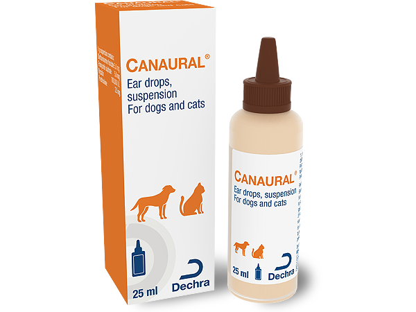 Dechra Veterinary Products NZ, Canaural
